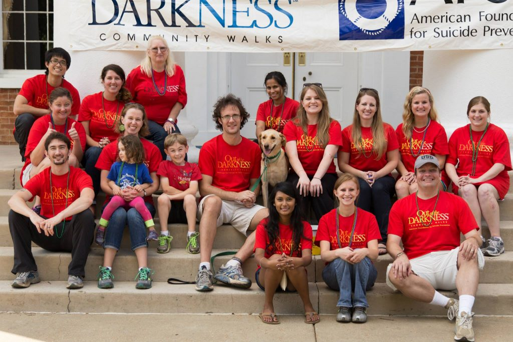 CDRC Out of the Darkness