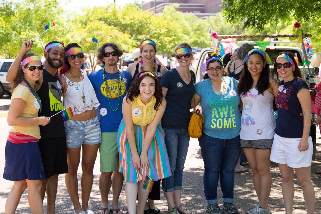 Oxford Pride Parade